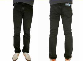 NUDIE jeans (ヌーディージーンズ) ブラックデニムスキニー スリムジム SLIM JIM (104) 25161-1209 【10P09Jul16】