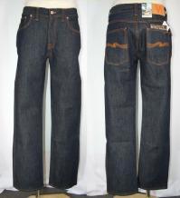 NUDIE jeans ヌーディージーンズ オーガニックコットンデニム SLIM JIM スリムジム AGED ORGANIC DRY (467) 【10P09Jul16】