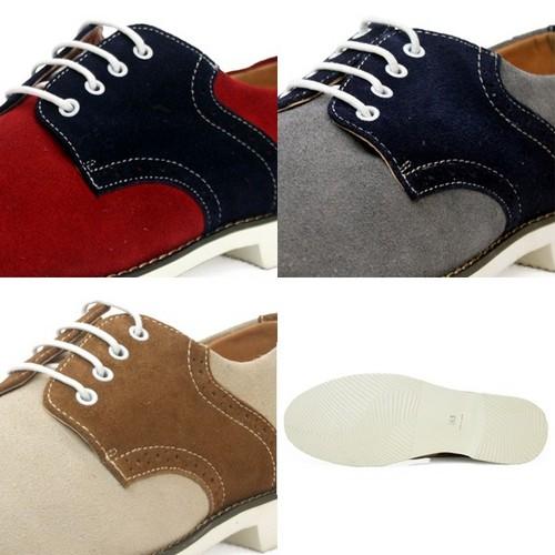 可本皮革皮革日本制造suedosadorushuzu国产运动鞋低切经由彩色礼物礼物简易的包装