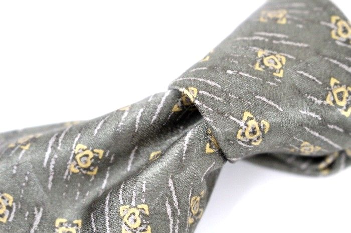 Used brand clothing tie ANIECE HECHTER General 02P24Oct15.