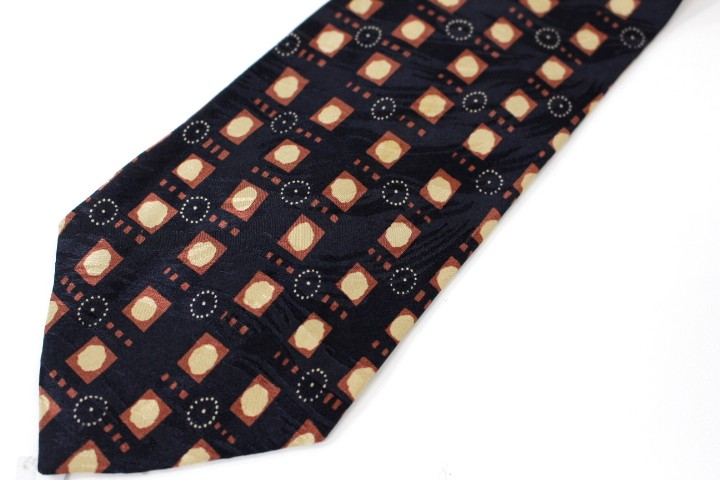 1,000 yen pokkiri brand thrift tie VALENTINO MAJESTA Valentino majesta General men's gifts shipping included * (only * cod Okinawa and remote islands excluding shipping)