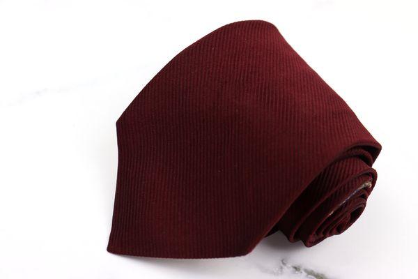 ジャンフランコフェレ GIANFRANCO FERRE ブランド 商舗 ネクタイ ゆうパケット 送料無料 良品 中古 伊製 超激得SALE シルク ブラウン 旗 刺繍