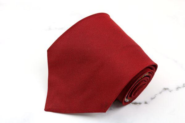 ジャンフランコフェレ GIANFRANCO FERRE ブランド ネクタイ ゆうパケット 送料無料 アロエ ピンドット レッド イタリア製 刺繍 中古 良品 価格 交渉 シルク 数量は多