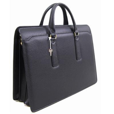 ビジネスバッグ 豊岡製 定番ブリーフ 鞄 かばん ブラック プレゼント ギフト 簡易包装可 ※fu