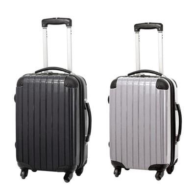 キャリーケース 機内持ち込み ブラック トランク 旅行 出張 【UNO】 鞄 かばん プレゼント ギフト 簡易包装可