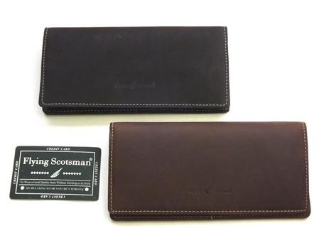 長財布 メンズ 小物 フライングスコッツマン メンズ財布 ウォレット 札入れ 小銭入れ コインケース ビジネス