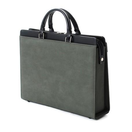 ブリーフケース メンズ バッグ Ed Kruger 日本製 国産 合皮 ビジネスバッグ 鞄 ※fu