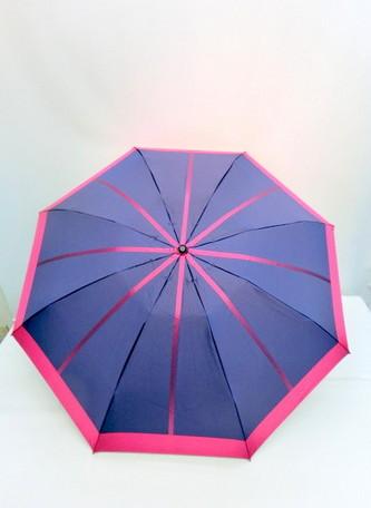 折り畳み傘 レディース 傘 雨傘 折畳傘 婦人 日本製 国産 甲州産 先染 朱子格 中線 ジャガード 8本骨 ファッション雑貨 小物 折りたたみ傘 女性用 ※fu