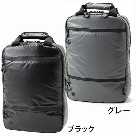 ブリーフケース メンズ バッグ MOUNTAINSMITH マウンテンスミス 水濡れに強いスマート トート リュック TPUコーティング生地 ビジネスバッグ 鞄