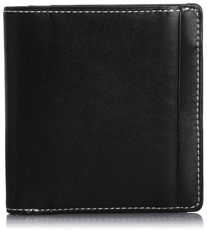 二つ折り財布 メンズ 小物 レザー 日本製 国産品 薄型 軽量 2つ折 財布 二つ折り ウォレット 札入れ ビジネス