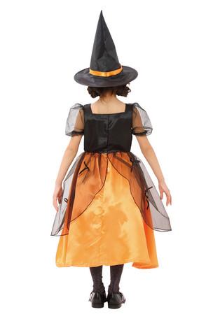 コスプレ レディース ハロウィン グッズ 仮装 メロディドレス キッズ オレンジ レディースファッション パーティ イベント 衣装 コスチューム