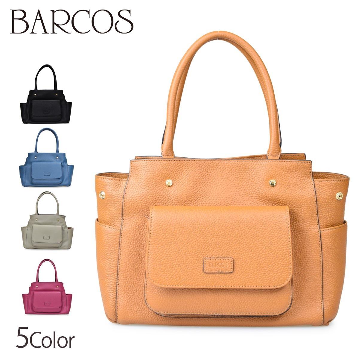 BARCOS バルコス3wayレザーハンドバッグ レディース 全5色 ONESIZE バルコス