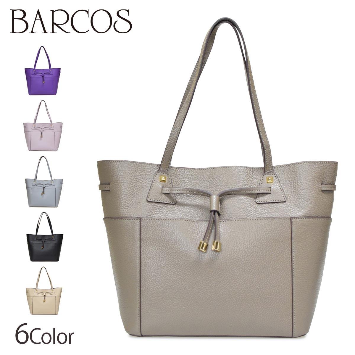 BARCOS メイドインイタリートートバッグ-アルバ- レディース 全6色 ONESIZE バルコス