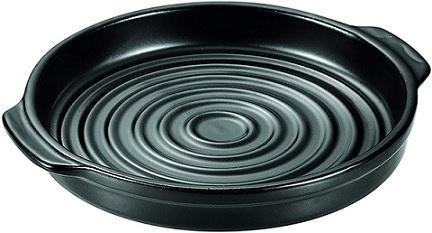 和ごころ懐石 お買い得 陶器製 丸型焼肉グリル HB-5217 パール金属 1人用 ステーキ 懐石料理 正規逆輸入品 一人鍋
