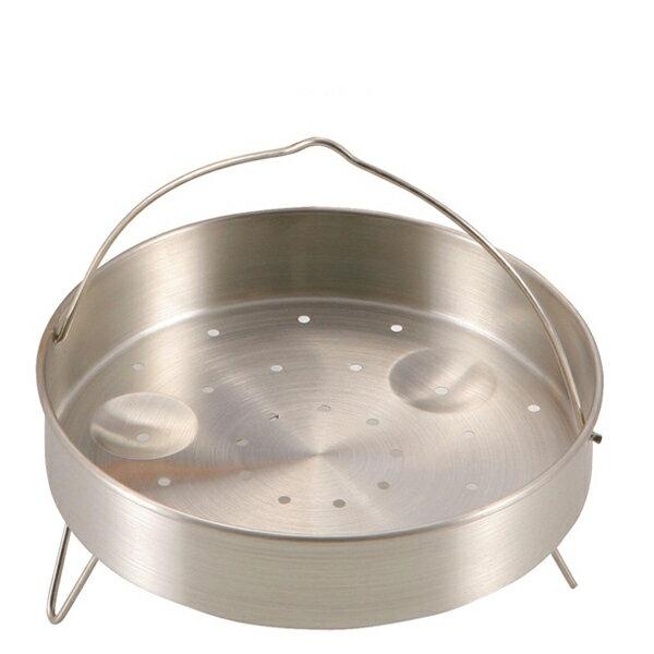 圧力鍋用 メーカー公式ショップ 信憑 蒸し目皿 20cm用 H-5036 蒸し器 パール金属 蒸し鍋