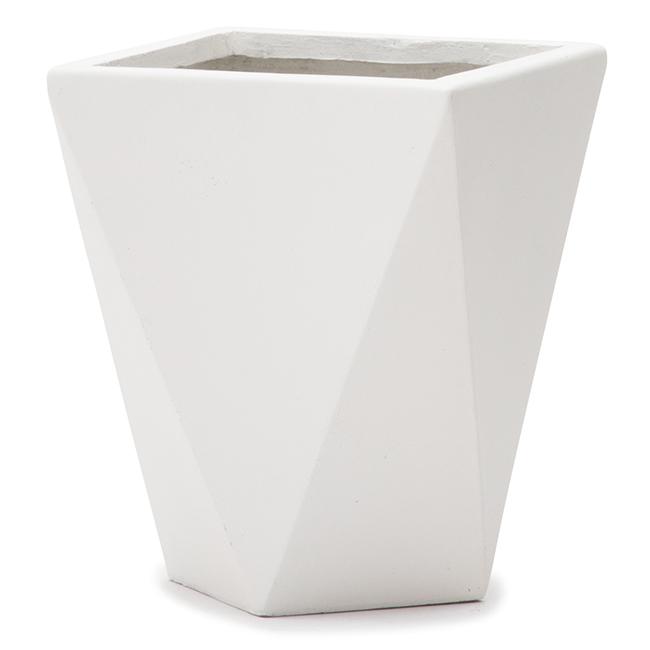 ファイバークレイ デルタ 51 ≪大型植木鉢/陶器・テラコッタより軽量なセメントプランター≫
