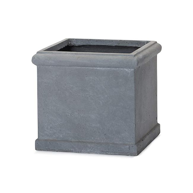 ファイバークレイプロ 16 ベータ ヘビーリム42 ≪大型植木鉢/陶器・テラコッタより軽量なセメントプランター≫