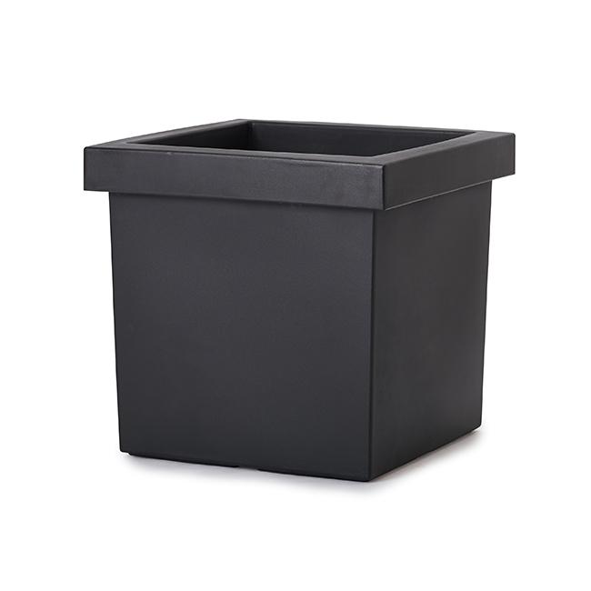 プラスタ クーボ M 45≪植木鉢/大型/軽量/おしゃれ/プラスチック≫