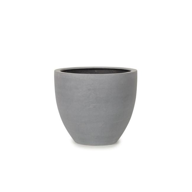 マグナム ラウンド 59 ≪植木鉢/大型/軽量/おしゃれ/ファイバーポリストーン≫