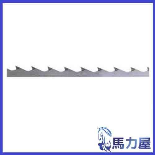 リョービ バンドソー用 帯鋸刃 76mm幅 全刃ステライト(6630200)