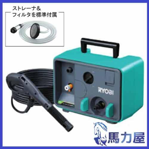 リョービ 高圧洗浄機 AJP-4205GQ ストレーナー&フィルタ付 西日本用(60Hz)