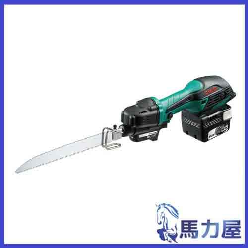 リョービ 充電式小型レシプロソー BRJ-120L5
