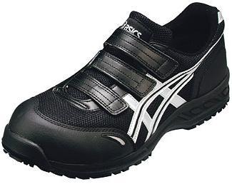 アシックス 安全靴 ウィンジョブ41L 【FIS41L】 30.0cm 『ブラック×シルバー 9093』