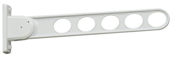 物干し 川口技研 窓壁用ホスクリーン 2本セット RK-55-PW ピュアホワイト