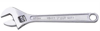 トップ工業(TOP)モンキレンチ H-600【最大口開 62mm】