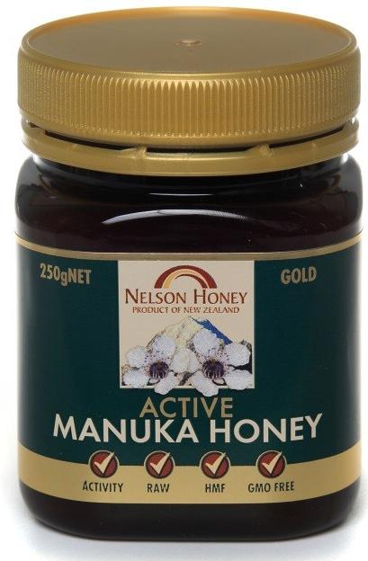 送料無料 激安 お買い得 キ゛フト ニュージーランドで自生するマヌカの花弁から採取された身体に優しい100%マヌカ蜂蜜です 即日出荷 濃厚でコクのある食感はテーブルハニーとして珍重されています MG150 マヌカハニーゴールド250g