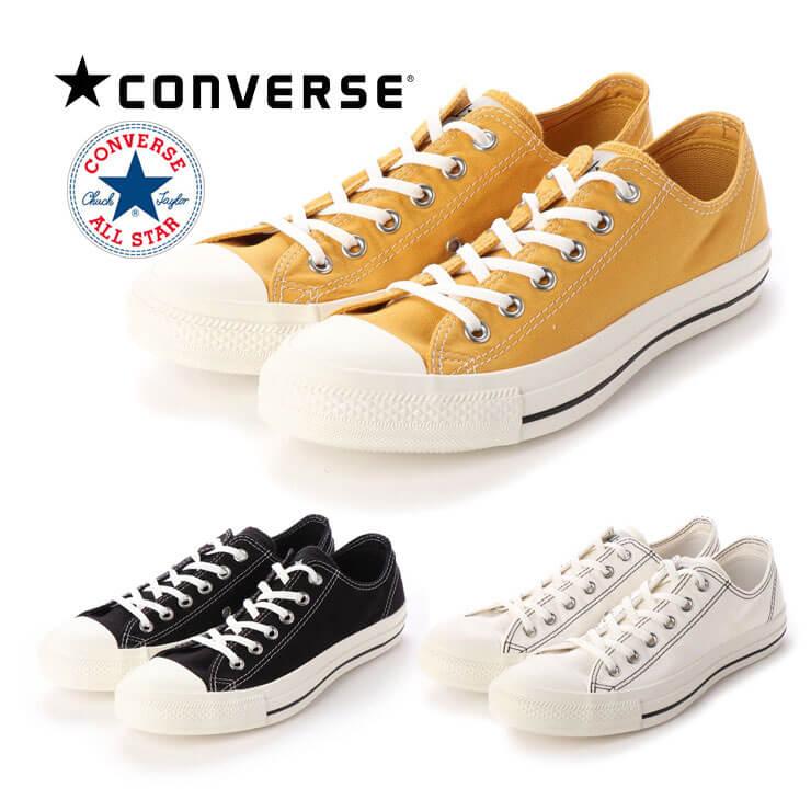 CONVERSE ALL STAR STITCHING OX レディース スニーカー 1sc197 1sc198 1sc199