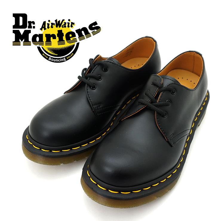 送料無料 ドクターマーチン( DR.MARTENS ) 3ホール ギブソン (DR.MARTENS 3HOLE GIBSON 1461 W) 靴 シューズ レザー 短靴 レディース(女性用) 837002