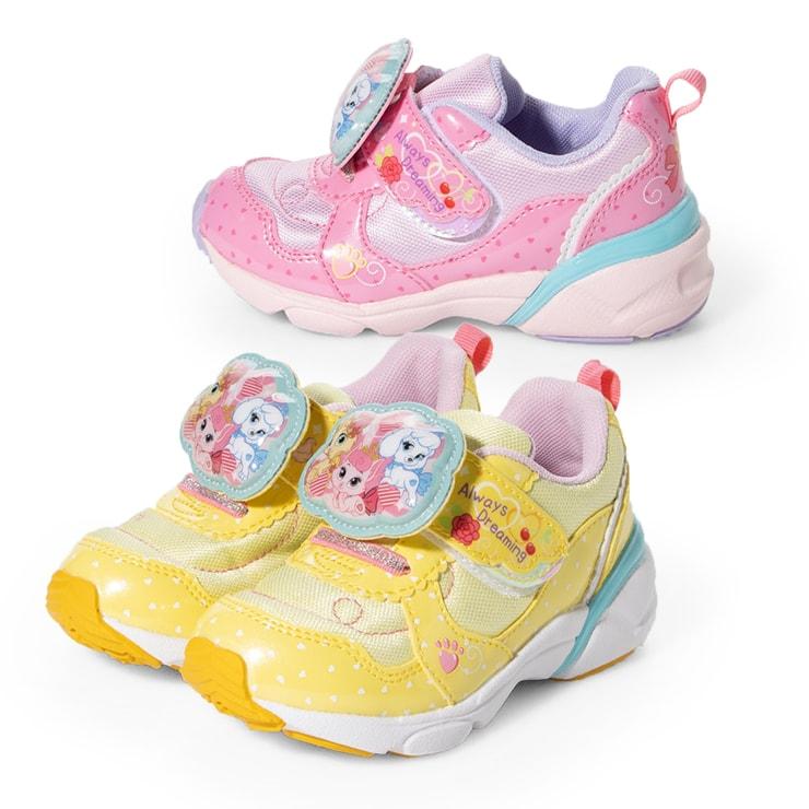 Disney キッズ シューズ 子供靴 ストア 女の子 チャイルド ファースト 初めて 振動 光る LED搭載 マジックテープ ベルクロ ゴム紐 ディズニー 18cm スニーカー 15cm ウィスカーヘブンテイルズ 光る靴 dn c1267 16cm お得なキャンペーンを実施中 大きく開く 17cm シューレース ムーンスター