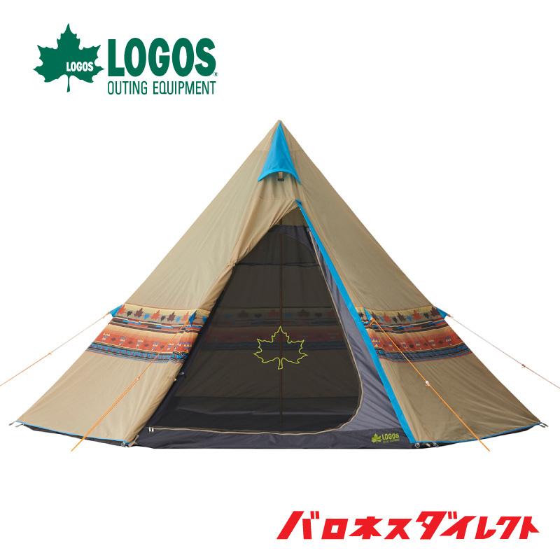 LOGOS(ロゴス) ナバホ Tepee 400【送料無料】【あす楽対応】【店頭受取対応商品】
