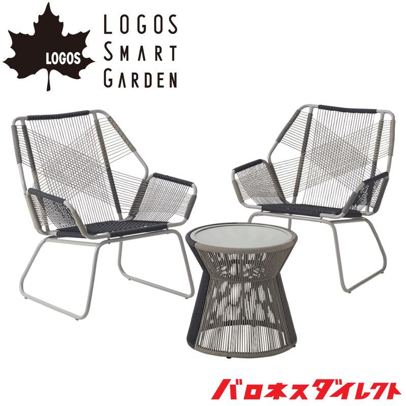 【予約注文品 約1週間で出荷】LOGOS Smart Garden (ロゴス スマートガーデン) スリングテラス3【送料無料】【店頭受取対応商品】