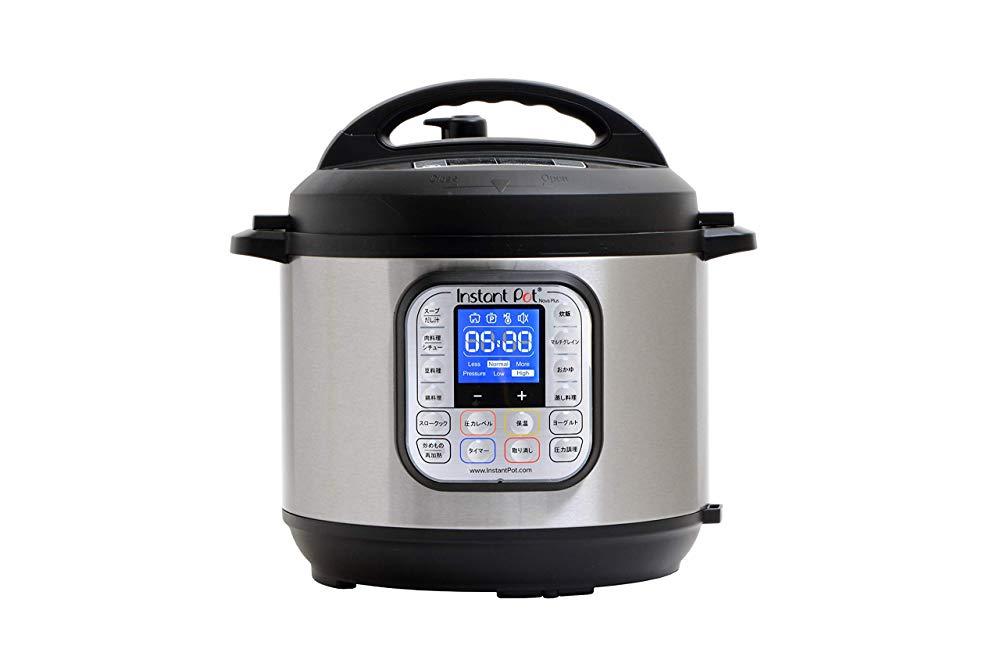 マルチ電気圧力鍋 Instant Pot(インスタントポット) 1台9役 Nova Plus 6.0L ISPCNV6