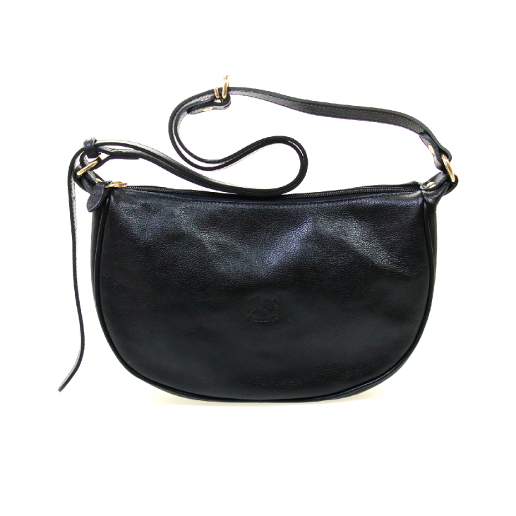 IL BISONTE(イルビゾンテ) レザー ショルダーバッグ LEATHER BAG Shoulder Bag 5412300411 日本正規代理店商品