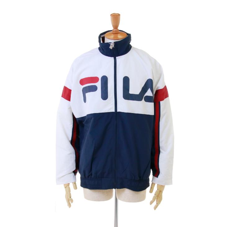 FILA(フィラ) メンズ ウィンドアップ プルオーバー ジャケット WIND-UP PULLOVRE JACKET FM9459