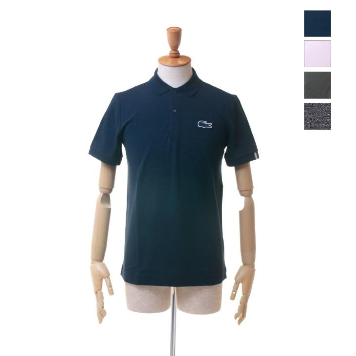LACOSTE(ラコステ) メンズ ストレッチ ミニピケ 半袖 ポロシャツ PH8391L 日本正規代理店商品