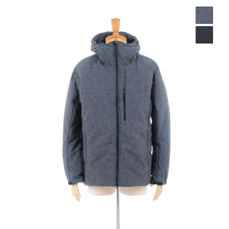 MAMMUT(マムート) メンズ ホワイトホーンプロイン ハイネック フーデッドジャケット Whitehorn Pro IN Hooded Jacket AF Men 1013-01330