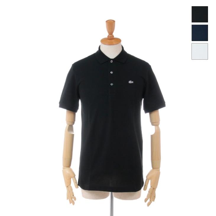 【30%OFF】 LACOSTE(ラコステ) メンズ 半袖 スリムフィットポロシャツ PH441EL