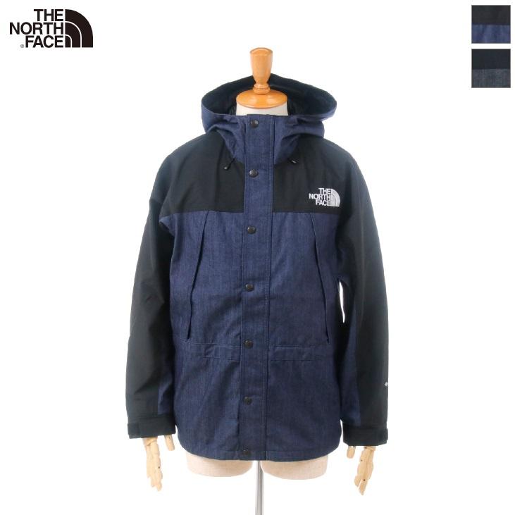 THE NORTH FACE(ザ・ノースフェイス) メンズ マウンテンライトデニムジャケット Mountain Light Denim Jacket NP12032 日本正規代理店商品