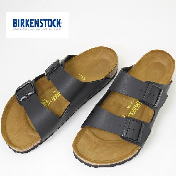 メンズ/BIRKEN STOCK ビルケンシュトック/ARIZONA アリゾナ Black 黒/051791