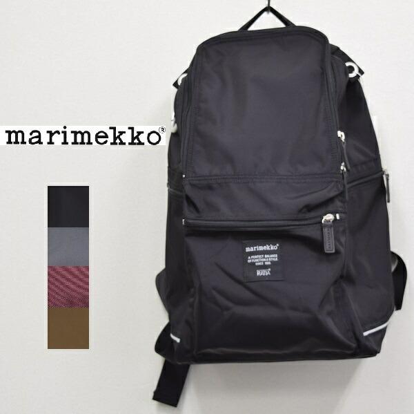 バッグ/marimekko マリメッコ/BUDDY バディー リュック バックパック/52631-2-6994
