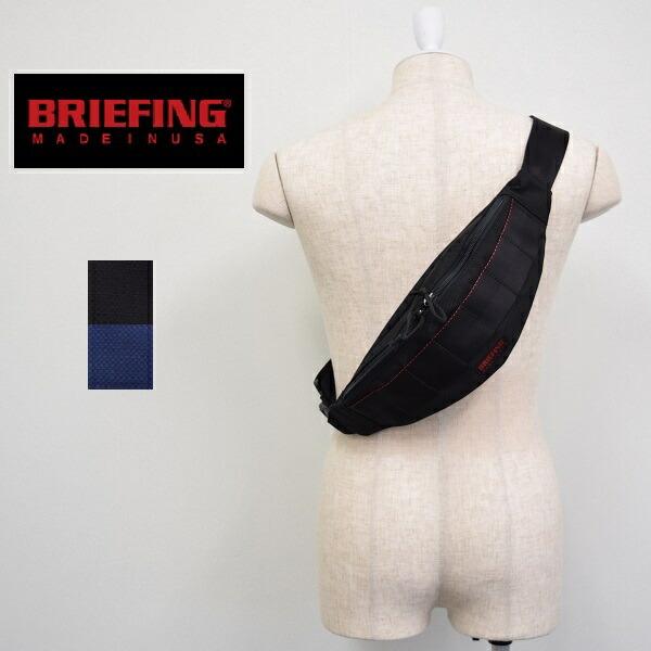 バッグ/BRIEFING ブリーフィング/TRIPOD トライポッド ウエストバッグ /BRF071219