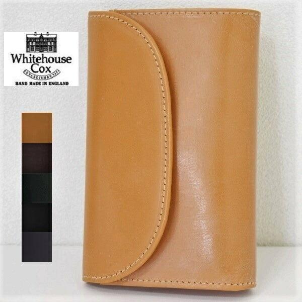 財布/Whitehouse Cox ホワイトハウス コックス/定番 三つ折り財布/S7660