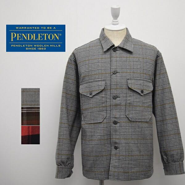 メンズ/PENDLETON ペンドルトン/チェック シャツ ジャケット ネルシャツ/9475-7006