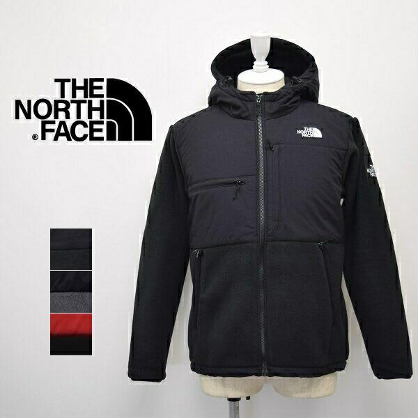 メンズ/THE NORTH FACE ザ ノースフェイス/DENALI HOODIE フルジップ パーカー フリース フード付き デナリジャケット/NA71952