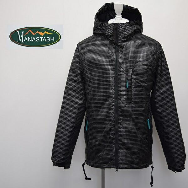 メンズ MANASTASH 舗 マナスタッシュ フルジップ ジャケット お値打ち価格で パーカー 7192043 ナイロン