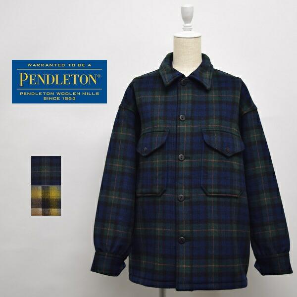 レディース PENDLETON ペンドルトン レギュラー チェック ウール ジャケット 9575 8109lFKJcT13